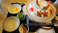 和食さと♪ 熱々の雑炊を1分以内で喰らう!それはムリ。少しムリをする。限界を少し超える。と違う世界が見えるか。