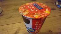 ヨーグルトトマト味ラーメンとは(°°)?