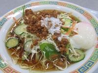 鶏そぼろ冷麺(書写キャンパス学食)