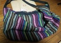チェカチェカのbag貰いました( v^-゜)♪
