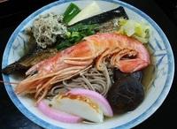 お昼に、年越し蕎麦食べてました( * ^ー゜)