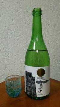 耕地の日本酒「美丈夫 特別純米」