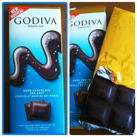 GODIVA☆Dark Chocorate Sea Salt
