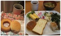 東横インに泊まりました。