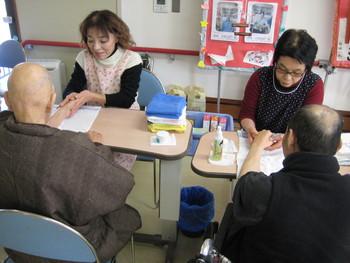 姫路にてアロマボランティア