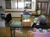 「太子町にてアロマボランティア」