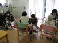 「姫路にてアロマボランティア」