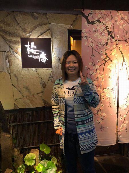 プロゴルファー東浩子ブログ熊本県で有名な馬しゃぶを桜庵