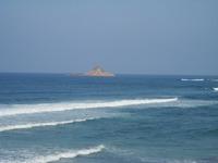 神話の海 ~白兎海岸~