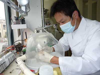2010年度卒業予定者~安藤浩司君編~