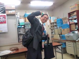 竹田総務委員長も、頑張ります!