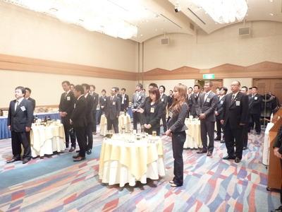 兵庫ブロック協議会 公式訪問役員懇談会が開催されました