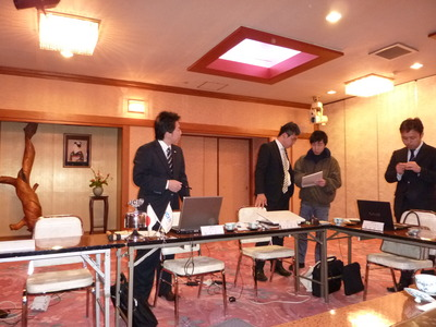 第5回 理事会議