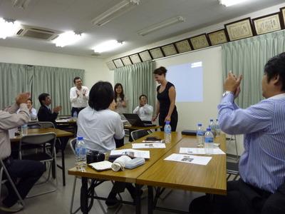 JCIメンバーによる研修・多文化交流