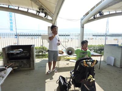 8月家族例会~懇親会・表彰編~