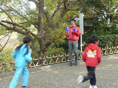 明石親子マラソン2010 スタート・メンバー編