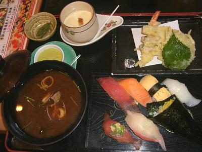 おばけ寿司☆ランチ