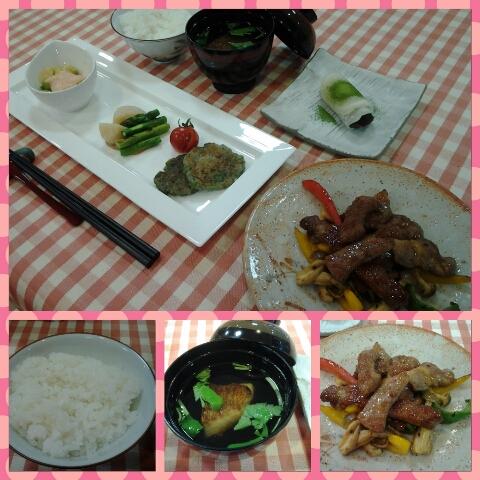 大阪ガス料理講習会☆おもてなし創作和食
