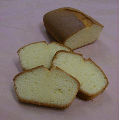 米粉でチーズケーキ