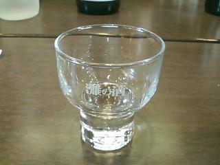 灘五郷酒造組合主催∇灘の酒に親しむ会にて「灘の酒」清酒グラス