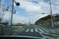 JR・山陽電車 明石駅方面から