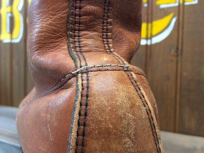 875BOXタグ×Vibram#435+丸洗い+ほころび縫い