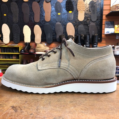 HATHORN/ハソーン-RAINIER OXFORD×Vibram#1010+丸洗い