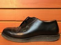 101ポストマン×Dainite SOLE+履き口ほころび縫い