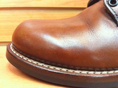 9016ベックマン×Dainite SOLE