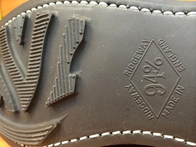 9042ベックマン×RIDGEWAY SOLE