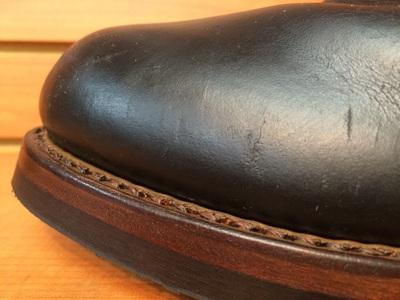 PT91エンジニア×Vibram#705+ベルト作成+丸洗い