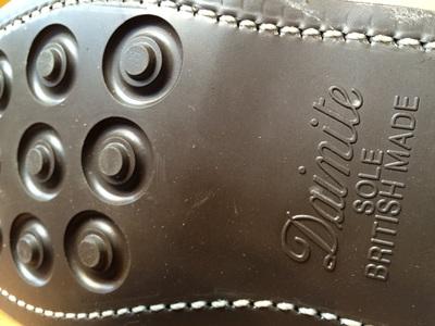 8104×Dainite Sole+フロントダブルMID+丸洗い