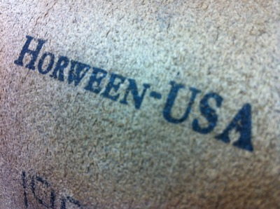 Horween Chromexcel leather