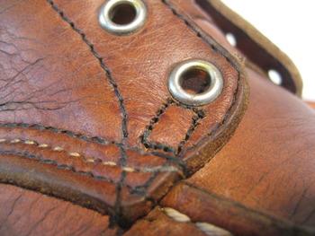 Vintage875を洗い、そして縫う。