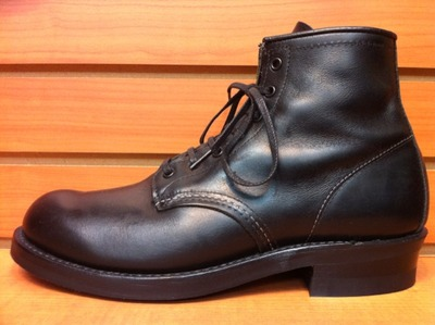 9014ベックマン×Vibram#430_all black