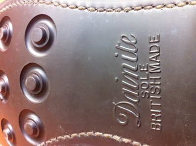 8160×Dainite SOLE+金具交換