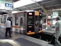 阪神直通特急・・・