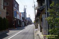 午前中は飾磨街道をサイクリング~♪