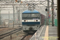 JR貨物EF210型電気機関車