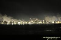 工場~夜景~