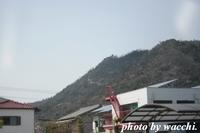 姫路市広畑区京見山の山火事・・鎮火後
