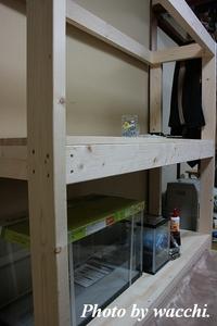 【DIY】多用途?水槽台製作中~