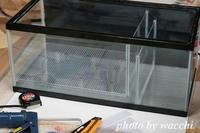【DIY】自作、新濾過槽製作つづき 2011/05/01 23:37:29