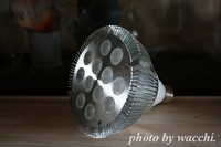 LED電球パワーアップ!
