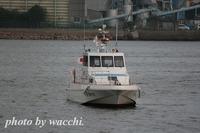 第33回姫路みなと祭り海上放水パレード