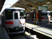 今日の山陽電車・・・
