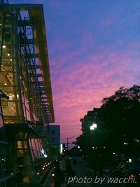 イーグレからの夕景