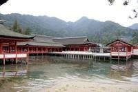 厳島神社(本社殿)~世界遺産~