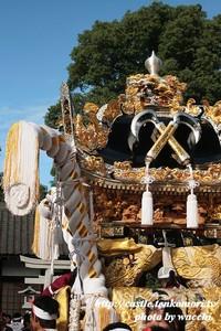 『東堀』屋台~恵美酒宮天満神社~