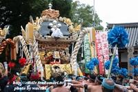 『北細江』屋台~恵美酒宮天満神社~